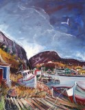 Quiet in Quidi Vid