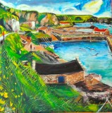 Ballintoy Harbour Ireland