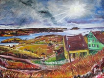 After the Rain Port Rexton