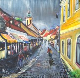 Market_Day_Szen<br>tendre_40x40